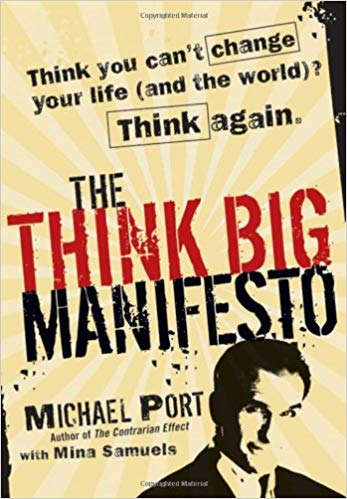 This book might come in handy when we're charting our course to Think BIG!