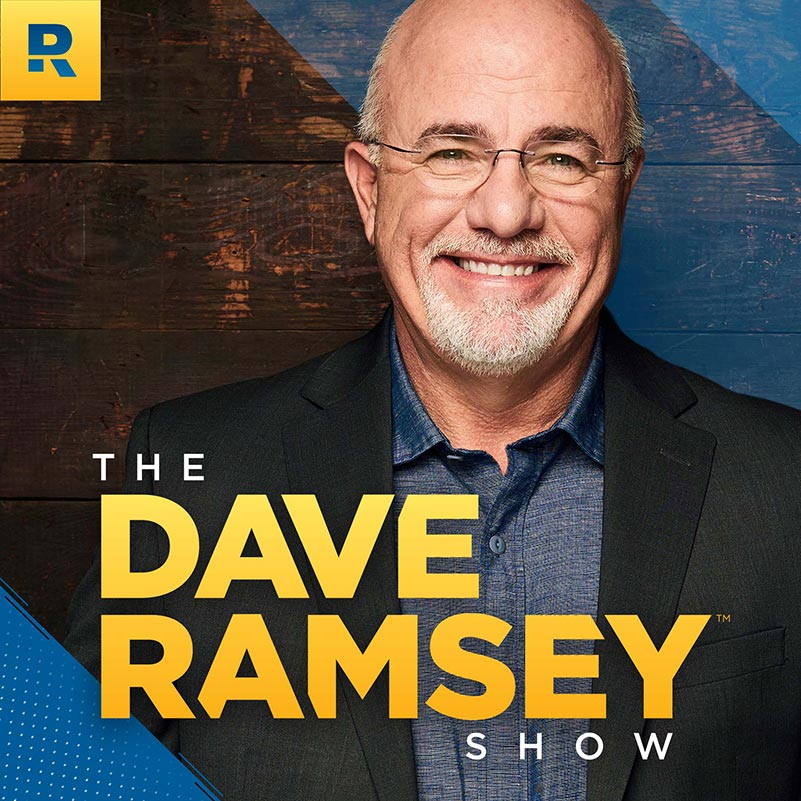 If you're in debt and not sure how to overcome the mess, you have to listen to Dave Ramsey.