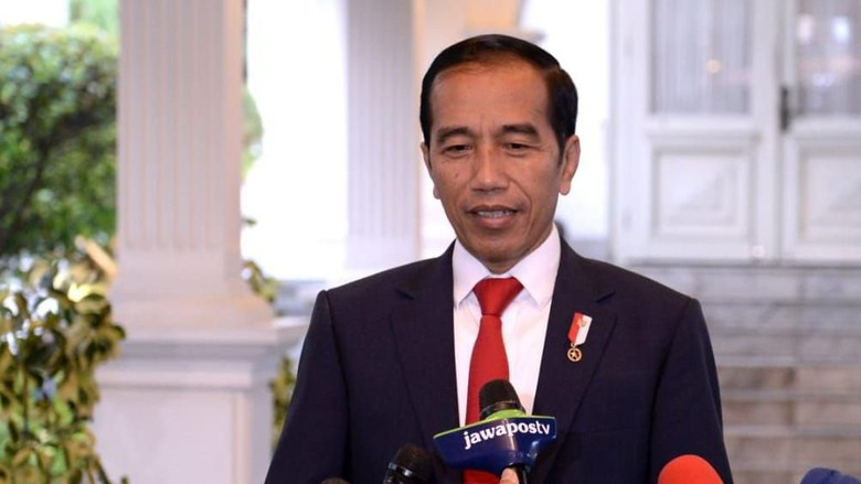 Indonesia's enigmatic and charismatic President Joko Widodo.