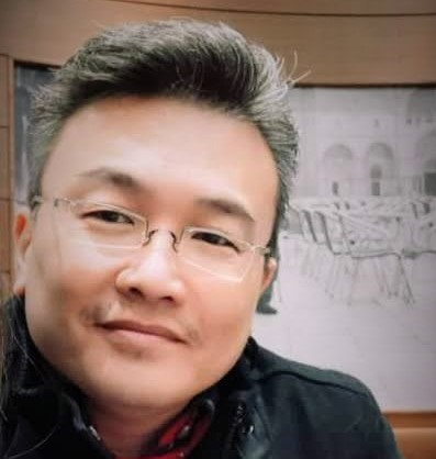 """Ivan Tan, author of his first book, """"What If You Could Complete Jeremiah In 8 Weeks?""""."""