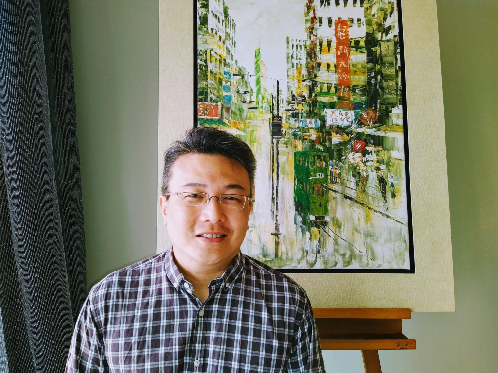 """Ivan Tan, Author of """"What If You Could Complete Jeremiah in 8 Weeks?"""" and Partner at Rightwiz Sdn Bhd."""